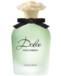 Dolce And Gabbana Dolce Floral Drops Eau De Toilette Spray 2.5 Oz