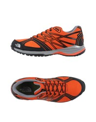 The North Face Footwear Low Tops And Trainers Men Coral