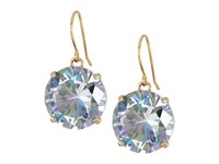 Kate Spade Shine On French Wire Drop Earrings Champagne Ab Earring Multi