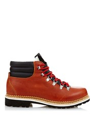 Montelliana Margherita Shearling Lined Apres Ski Boots