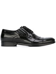 Dolce And Gabbana Oxford Brogues Black
