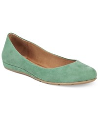 American Rag Ellie Flats Only At Macy's Women's Shoes Watercress