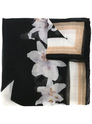 Givenchy Lilly Print Scarf Multicolour