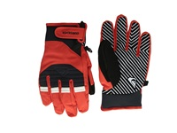 Quiksilver Method Glove Fiery Red Snowboard Gloves