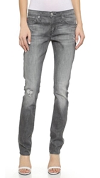 Hudson Skylar Relax Slim Straight Jeans Smoke And Mirrors