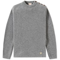 Armor Lux 74732 Heritage Crew Knit Grey