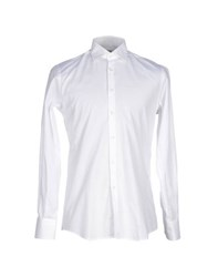 Del Siena Shirts Shirts Men White