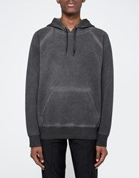 Our Legacy Single Hood Overdyed Black Scuba