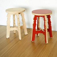Context Furniture Pippi Kids Stool