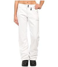 Volcom Snow Frochickie Insulated Pants White Women's Outerwear