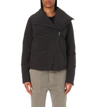 James Perse Padded Shell Jacket Black