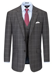 Skopes Mountjoy Tailored Suit Jacket Charcoal