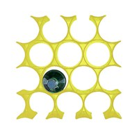 Kartell Infinity Bottle Rack Yellow