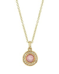 Ippolita 18K Lollipop Mini Composite Ruby And Diamond Necklace Women's