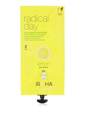 Topshop Iroha Nature Cleansing Lemon Face Mask Yellow
