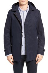 Scotch And Soda Men's Fishtail Parka With Detachable Hood