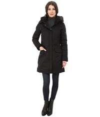 Spiewak Aviation N3 B Parka No Fur Spfow0056fac01 Caviar Black Women's Coat Brown