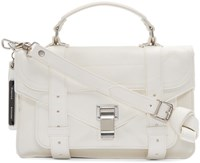 Proenza Schouler White Ps1 Tiny Satchel