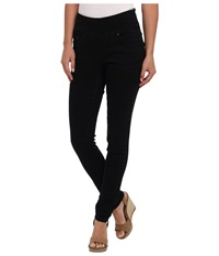 Jag Jeans Nora Pull On Skinny In Black Void Black Void Women's Jeans