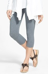 Women's Nordstrom 'Go To' Heather Capri Leggings