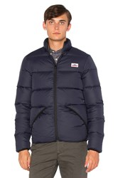 Penfield Walkabout Down Insulated Jacket Navy