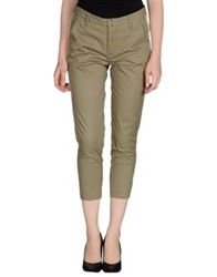 Gold Case 3 4 Length Shorts Military Green