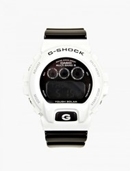 Casio Garish White Gw 6900Gw 7Er Watch