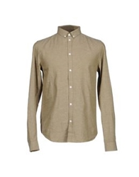Cheap Monday Shirts Military Green