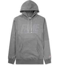 Hall Of Fame Heather Fame Block 3M Hoodie