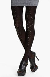 Pretty Polly Women's Embellished Tights