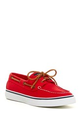 Sperry Bahama Boat Shoe Red