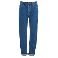 Marc Jacobs Women's Relaxed Denim Jeans Bright Blue