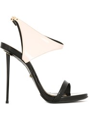 Marco Proietti Design Stiletto Sandals Black