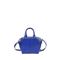 Alexander Wang Mini Emile Soft Calf Silver Bag