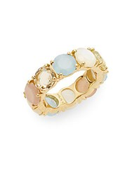 Ippolita Rock Candy Gelato Fancy Mixed Stone And 18K Yellow Gold Ring Gold Multi