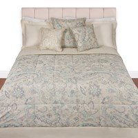 Etro Azay Ikat Quilted Bedspread 800