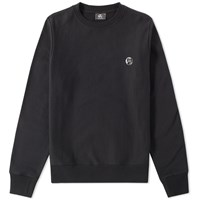 Paul Smith Pill Logo Crew Sweat Black