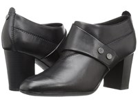 Easy Spirit Aldea Black Leather Women's Shoes