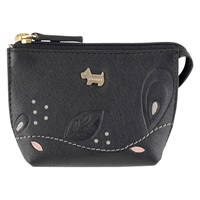 Radley On The Trail Light Coin Purse Black