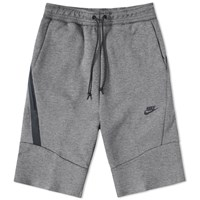 Nike Tech Fleece Short 2.0 Grey