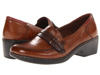 Cobb Hill Deidre Almond Women's Wedge Shoes Brown