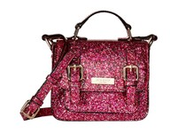 Kate Spade Scout Crossbody Red Pink Glitter Cross Body Handbags