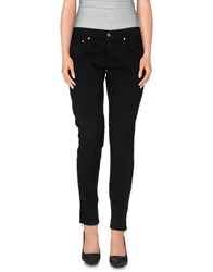 People Trousers Casual Trousers Women Black
