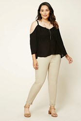 Forever 21 Plus Size Skinny Jeans