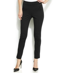 Calvin Klein Compression Skinny Leggings Black