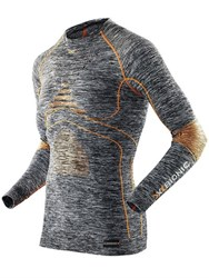 X Bionic Evo Melange Ski Base Layer Top