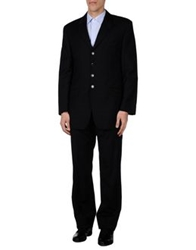 Carlo Pignatelli Cerimonia Suits Black