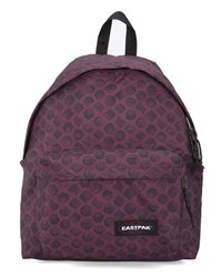 Eastpak Brown Padded Pak'r Graphic Jewels Backpack 24 L