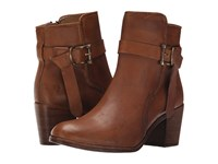 Frye Malorie Knotted Short Tan Polished Stonewash Cowboy Boots Brown