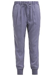 Marc O'polo Trousers Ocean Dust Blue